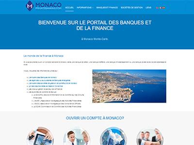 La finance à Monaco
